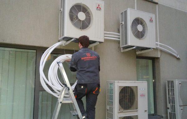 Instalatii Climatizare